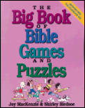 Big Book Of Bible Games & Puzzles