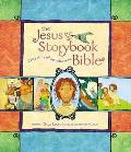 The Jesus Storybook Bible: Every Story Whispers His Name Cover