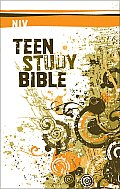 Bible NIV Teen Study Bible
