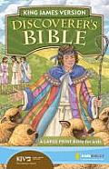 Discoverer's Bible-KJV-Large Print