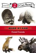 Forest Friends (I Can Read Made by God - Level 2)