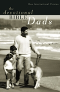 Bible NIV Devotional Bible For Dads New International Version