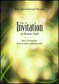 Invitation to Know God NIV