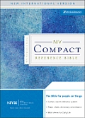 Bible Niv Compact Reference Red Letter