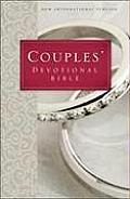 Bible Niv Couples Devotional Bible New International Version