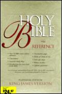 Kjv Reference Bible Platinum Ed