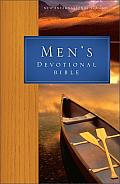 Men's Devotional Bible: With Daily Devotions from Godly Men