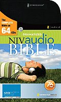 NIV Audio Bible Dramatized CD