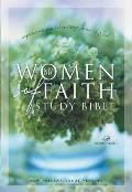 Women of Faith Study Bible