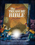 amazing treasure Bible storybook