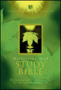 Bible Niv Reflecting God Study