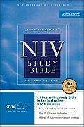 Niv Study Bible Personal Size (02 Edition)