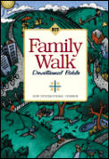 The New International Version Family Walk Devotional Bible Cloth