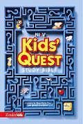 Kids Quest Study Bible