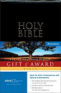 Bible NIV Holy Bible New International Version Gift & Award Bible Red Letter
