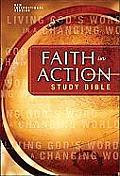 Faith in Action Study Bible-NIV