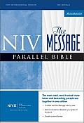 Bible NIV Message Parallel Bible