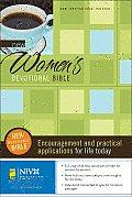 New Women's Devotional Bible-NIV