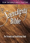 Bible Niv Serendipity For Personal & Small Group Study