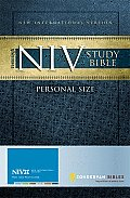 Niv Study Bible: Personal Size (Paper) (08 Edition)