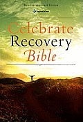 Celebrate Recovery(r) Bible, Large Print