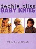 Baby Knits 32 Original Designs For 0 3 Y