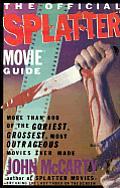 Official Splatter Movie Guide
