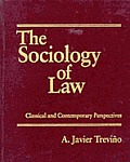 Sociology Of Law Classical & Contemp