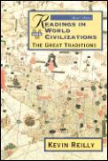 Readings in world civilizations