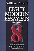 Eight Modern Essayists Cover