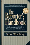 Reporters Handbook An Investigators Guide To Docum