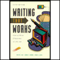 Writing That Works How To Write Effectiv