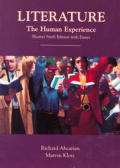 Literature, the human experience
