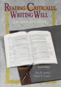 Reading Critically Writing Well A Reader