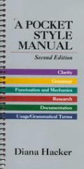 Pocket Style Manual 2nd Edition