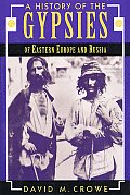 History of the Gypsies of Eastern Europe Cover