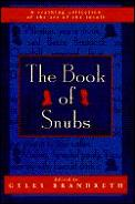 The Book of snubs
