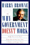 Why Government Doesnt Work