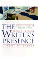 Writers Presence A Pool Of Essays