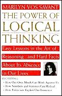 Power Of Logical Thinking Easy Lessons I