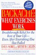 Backache What Exercises Work