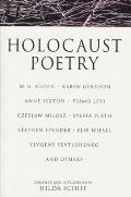 Holocaust Poetry Cover