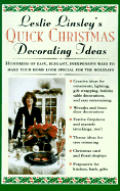 Leslie Linsleys Quick Christmas Decorating Ideas