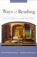Ways Of Reading An Anthology For Writers