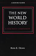 New World History A Teachers Companion