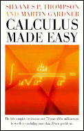 Calculus Made Easy Revised Edition