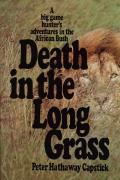 Death in the Long Grass Cover