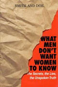 What Men Dont Want Women to Know The Secrets the Lies the Unspoken Truth