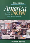 America Now 3rd Edition Short Readings from Recent Periodicals