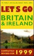 Lets Go Britain & Ireland 99